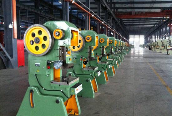 punch press machine